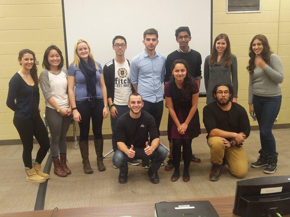 CSEB-UW upper-year mentors.